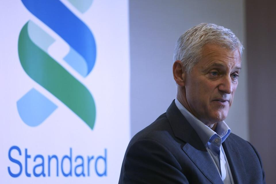 Standard Chartered chief executive Bill Winters. Photo: Xiaomei Chen