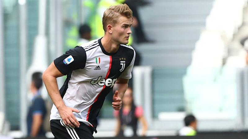'They could stay for five years, maybe ten' - De Ligt tipped for long Juventus stay