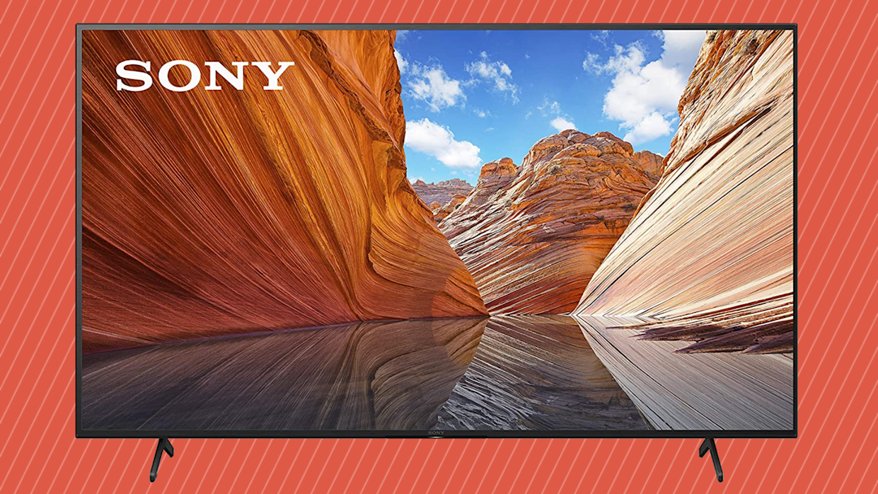 We have seen the future, and it's this Sony 4K TV. (Photo: Amazon)