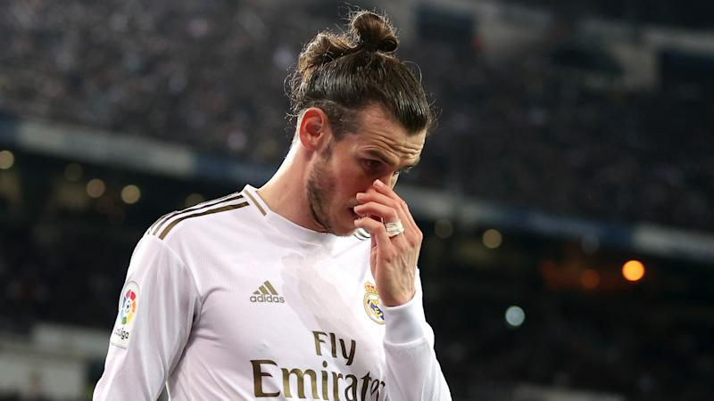 "Real - Calderon : ""Bale perd son temps au Real"""