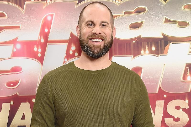 NFL Player and AGT Finalist Opens Up About Confronting His Dad, Who Killed His Mom When He Was 12