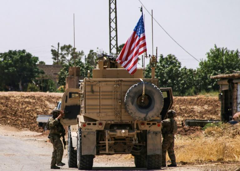Turkish and US officials struck a deal to establish a safe zone to manage tensions between Turkey and US-backed Kurdish forces in war-torn Syria