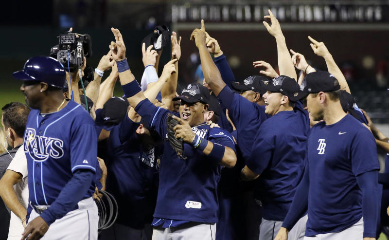 Low-spending teams get chance in MLB playoffs