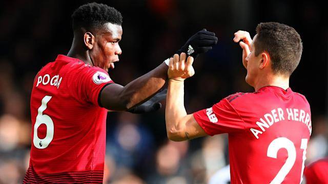 Manchester United moved fourth in the Premier League by beating Fulham, and Paul Pogba intends for his side to stay there.