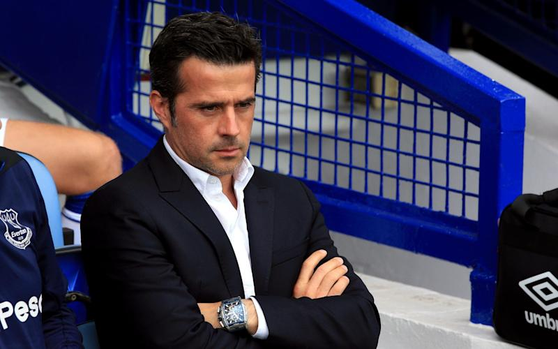 Everton face potential points deduction over Marco Silva 'tapping up' when he was at Watford