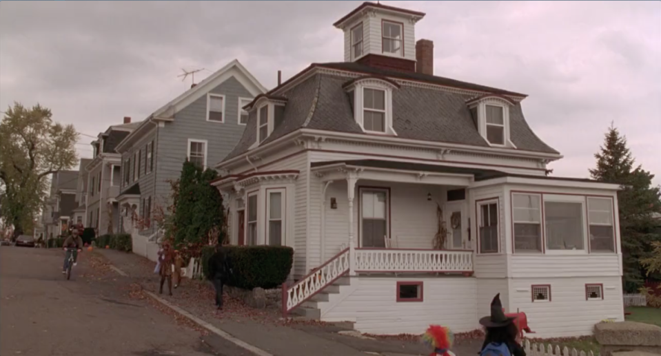 <p>I think we all coveted the loft area Max had in his bedroom. But what you don't realize in the movie is that the house is actually right on the water and has gorgeous views. Fans can drive by the home in Salem, Massachusetts to see for themselves. Just be sure to be quiet and respectful, though, since this is a privately owned home.</p><p>3 Ocean AveS alem, MA 01970</p>