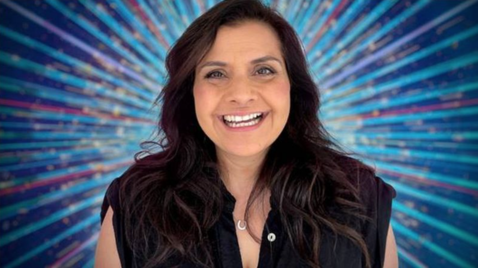 """<p><strong>Who is she? </strong>Actress Nina Wadia is best known for playing Zainab Masood on EastEnders. She also recently appeared in the live-action film remake of Aladdin.</p><p><strong>What's she said about Strictly? </strong>""""I've always danced like nobody's watching, so if we blindfold the judges I could actually win Strictly 2021.""""</p>"""