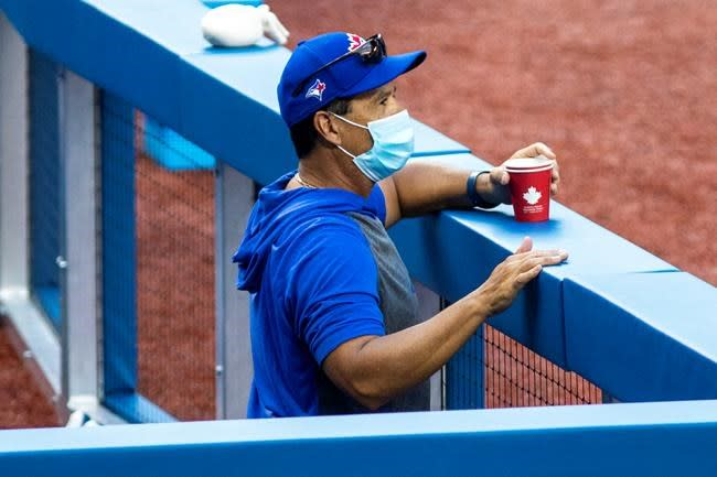 Montoyo says Jays have options to fill hole in rotation from injury to Anderson