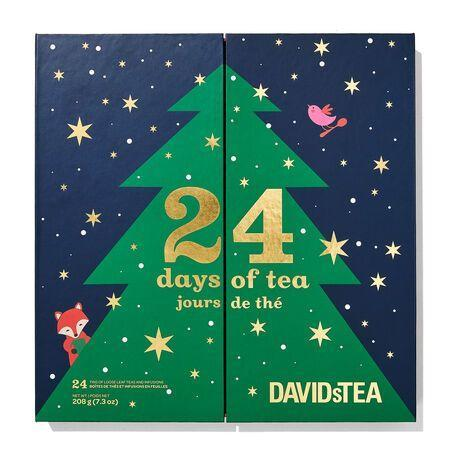 """<p>David's Tea</p><p><strong>$50.00</strong></p><p><a href=""""https://go.redirectingat.com?id=74968X1596630&url=https%3A%2F%2Fwww.davidstea.com%2Fus_en%2Ftea%2Fshop-all%2F24-days-of-tea-shop%2F24-days-of-tea%2F961630US01VAR0075618.html&sref=https%3A%2F%2Fwww.townandcountrymag.com%2Fstyle%2Ffashion-trends%2Fnews%2Fg2970%2Ffancy-advent-calendars%2F"""" rel=""""nofollow noopener"""" target=""""_blank"""" data-ylk=""""slk:Shop Now"""" class=""""link rapid-noclick-resp"""">Shop Now</a></p><p>Every year, tea lovers wait with bated breath for this Canadian tea emporium's calendar filled with flavors like fan-favorite Cream of Earl Grey as well as seasonal sips like Candy Cane Crush, Caramel Shortbread, and Fireside Mocha.</p><p>This year, they've upped the game by putting out two additional tea-filled calendars: <a href=""""https://go.redirectingat.com?id=74968X1596630&url=https%3A%2F%2Fwww.davidstea.com%2Fus_en%2Ftea%2Fshop-all%2F24-days-of-tea-shop%2F24-days-of-matcha%2F961631US01VAR0075609.html&sref=https%3A%2F%2Fwww.townandcountrymag.com%2Fstyle%2Ffashion-trends%2Fnews%2Fg2970%2Ffancy-advent-calendars%2F"""" rel=""""nofollow noopener"""" target=""""_blank"""" data-ylk=""""slk:a matcha calendar"""" class=""""link rapid-noclick-resp"""">a matcha calendar</a> and a brand-new <a href=""""https://go.redirectingat.com?id=74968X1596630&url=https%3A%2F%2Fwww.davidstea.com%2Fus_en%2Ftea%2Fshop-all%2F24-days-of-tea-shop%2F24-days-of-tea---caffeine-free%2F961632US01VAR0075863.html&sref=https%3A%2F%2Fwww.townandcountrymag.com%2Fstyle%2Ffashion-trends%2Fnews%2Fg2970%2Ffancy-advent-calendars%2F"""" rel=""""nofollow noopener"""" target=""""_blank"""" data-ylk=""""slk:calendar packed with caffeine-free teas"""" class=""""link rapid-noclick-resp"""">calendar packed with caffeine-free teas</a> as well.</p><p><strong>More:</strong> <a href=""""https://www.townandcountrymag.com/leisure/drinks/g13408658/tea-advent-calendars/"""" rel=""""nofollow noopener"""" target=""""_blank"""" data-ylk=""""slk:The Best Tea Advent Calendars"""" class=""""link rapid-noclick-resp"""">The Best Tea Advent Calendars</a></p>"""