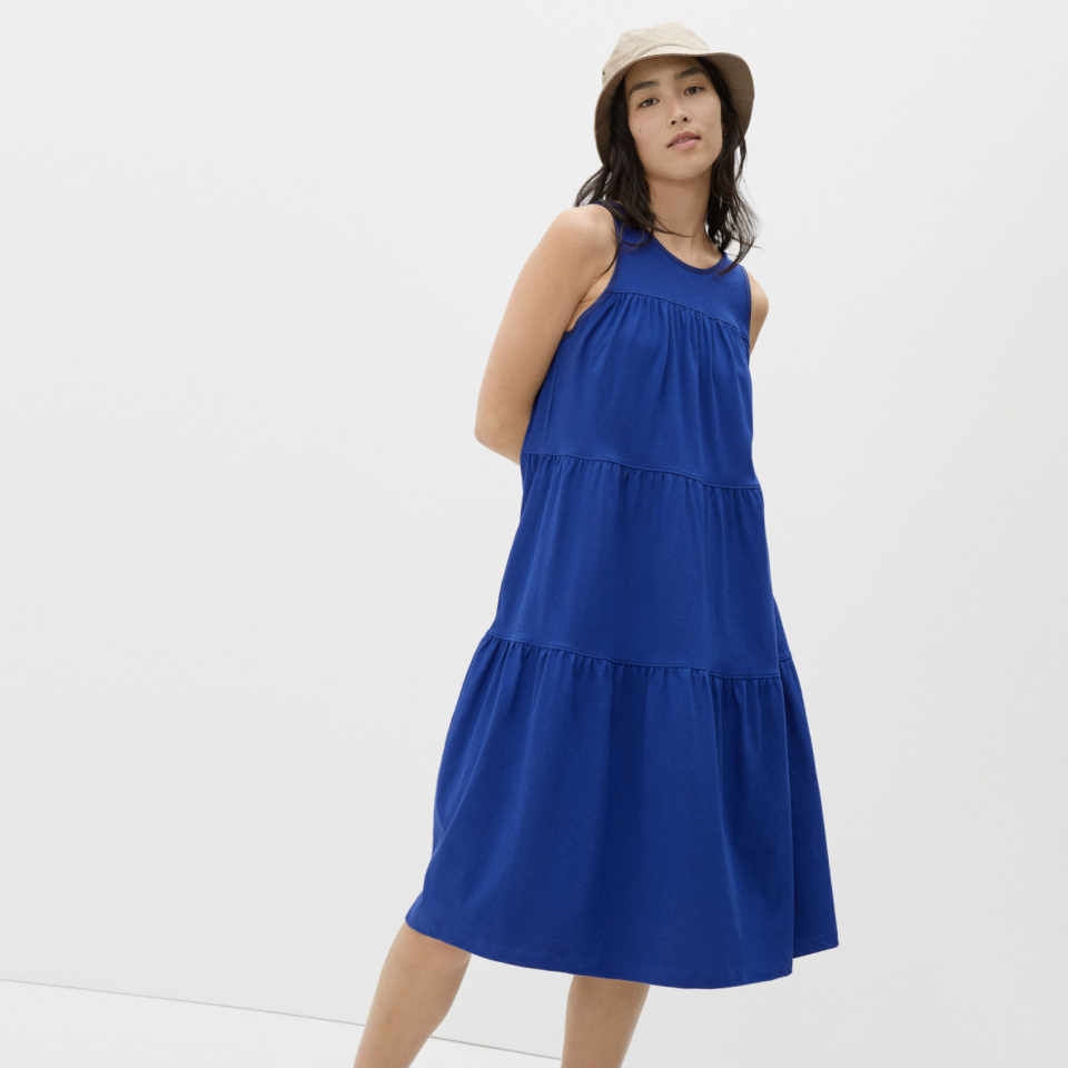 Available in four fun colors. (Photo: Everlane)