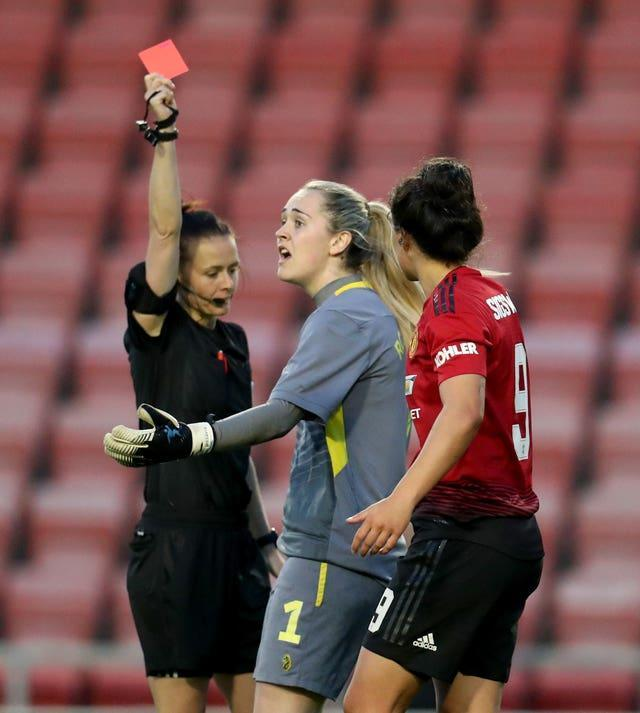 Rebecca Welch will take charge of Harrogate against Port Vale