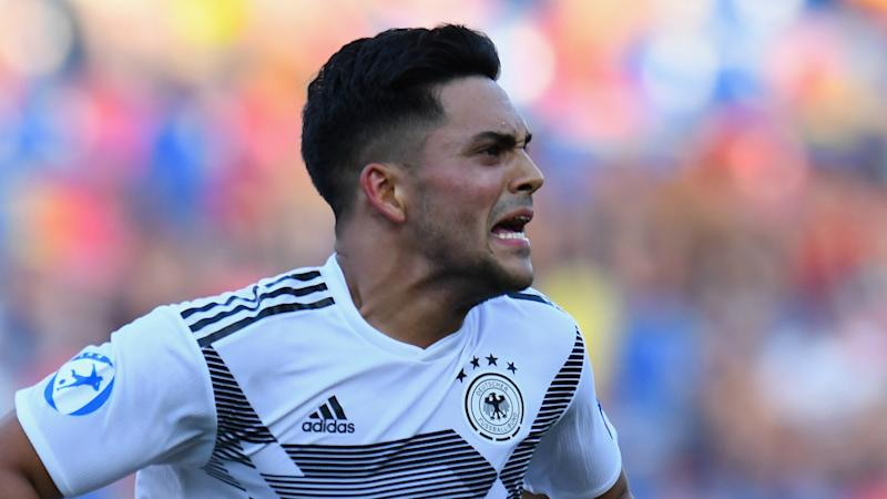 Amiri named in Germany squad for first time