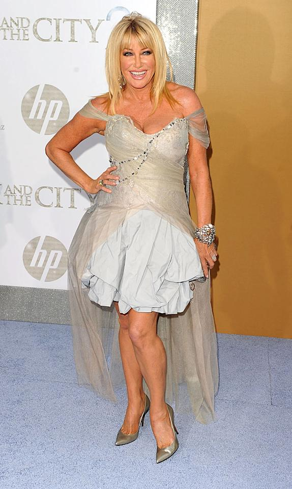 """October 16: Suzanne Somers turns 64 Stephen Lovekin/<a href=""""http://www.gettyimages.com/"""" target=""""new"""">GettyImages.com</a> - May 24, 2010"""