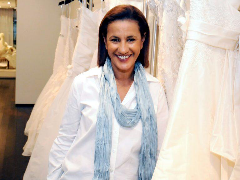 Bridal Designer Amsale Aberra Dies at 64: Trailblazing Designer Made ...