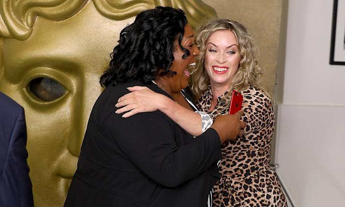 'This Morning's Alison Hammond offered to be a surrogate for Sharon Marshall. (Getty Images)