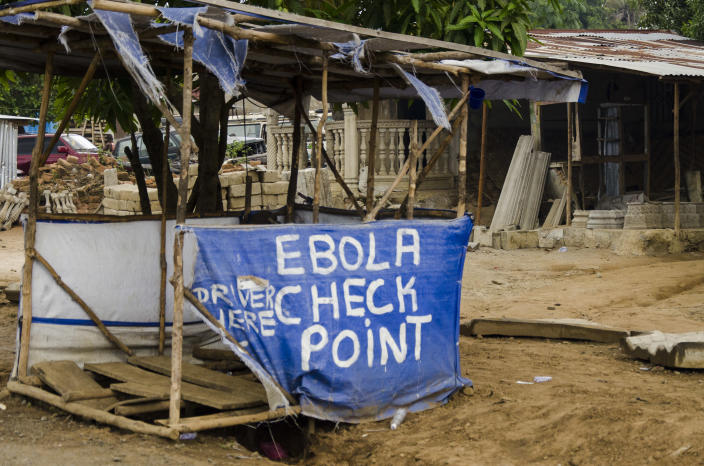 Previous outbreaks such as Ebola have been linked to changes in land use. (Getty images)
