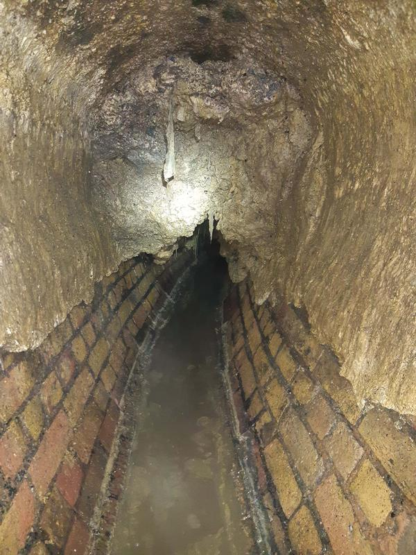 The two fatbergs were threatening to flood homes and businesses with wastewater over the festive period, the water supplier said. (PA)