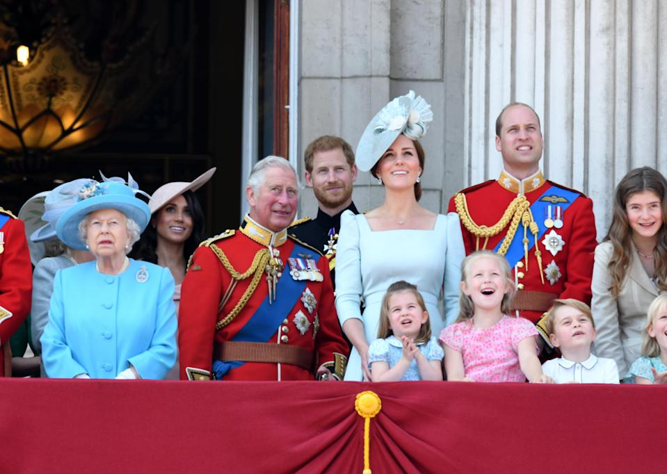 In a new documentary about Prince Charles, Prince William admitted he hoped his father would be able to spend more time with his grandchildren. Source: Getty