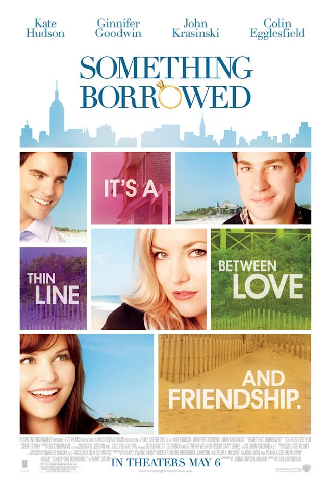 """The Worst:  <a href=""""http://movies.yahoo.com/summer-movies/something-borrowed/1810158033"""">SOMETHING BORROWED</a>    This poster isn't ugly. It's not confusing. It's neither dumb nor offensive. It's just explosively bland. And it bears a striking resemblance to the poster for 2009's <a href=""""http://movies.yahoo.com/photos/movie-stills/gallery/1983/the-invention-of-lying-stills#photo23"""">The Invention of Lying</a>."""