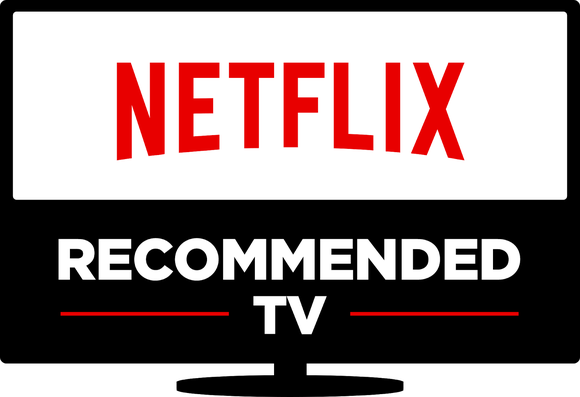 Monitor reading Netflix recommended TV.