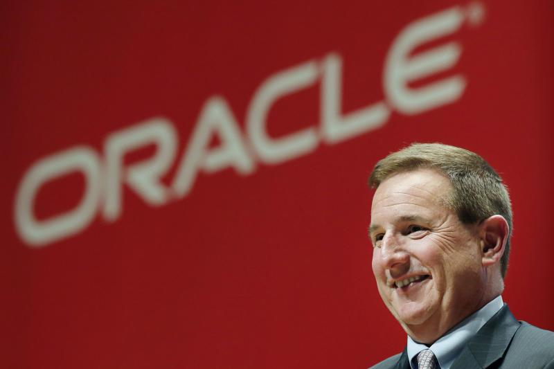 Oracle's Shares Soar On Strong Sales