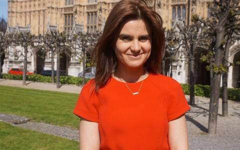 Labour MP Jo Cox was murdered in 2016 - Credit: Jo Cox Foundation