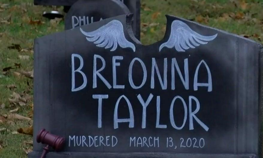 <p>Breonna Taylor, killed in March, is among the 25 names</p> (Wave 3 News)