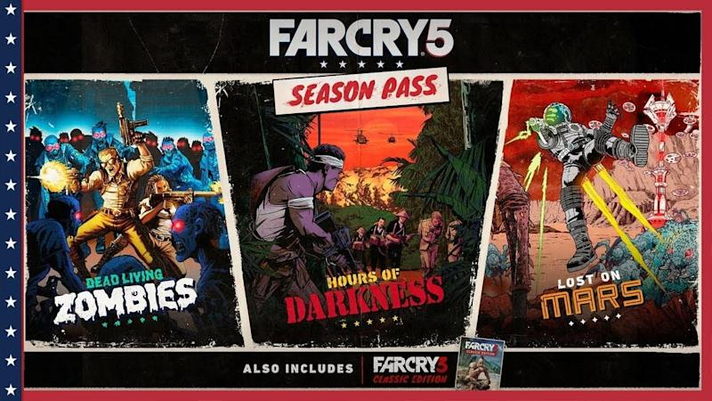 'Far Cry 5' DLC: Vietnam Era 'Hours of Darkness' Release Date Revealed