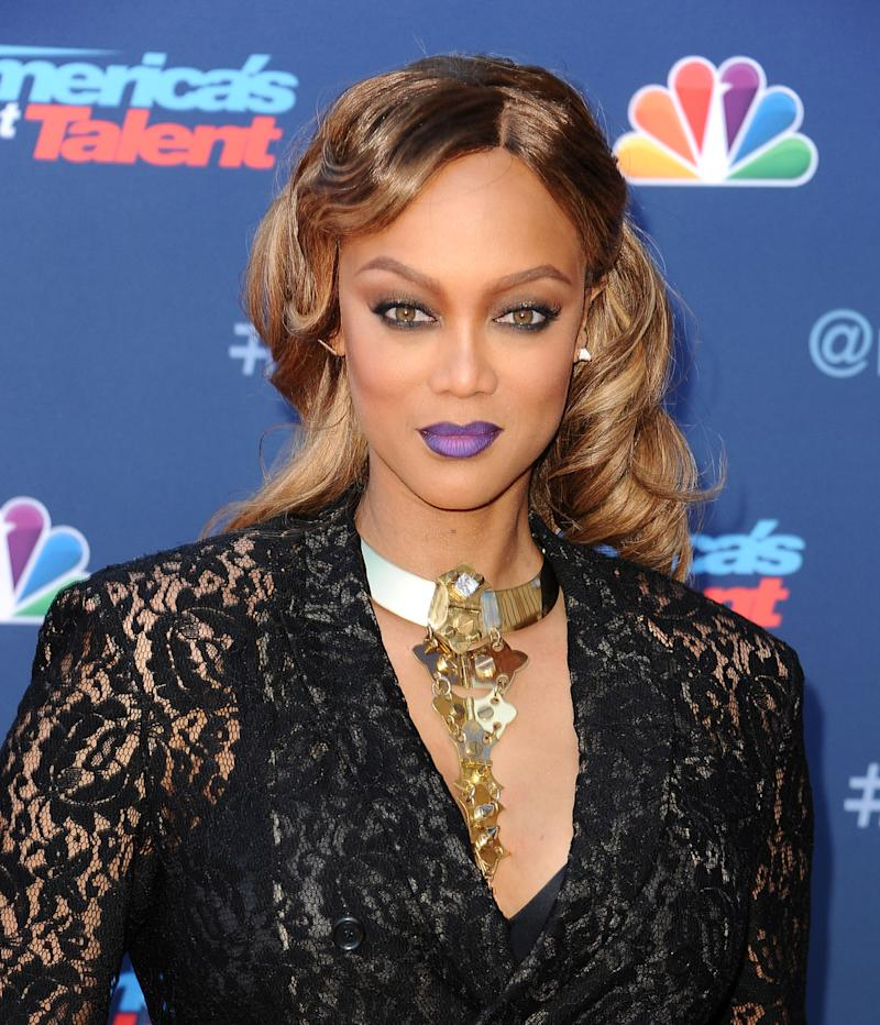 Now You Can Smize at Any Age on America's Next Top Model