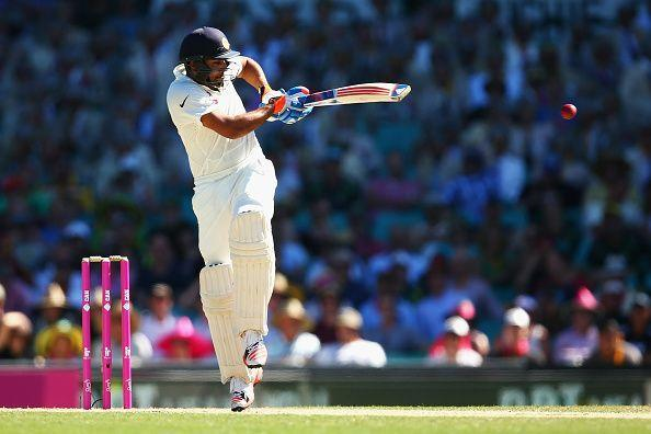 Rohit Sharma can make some vital contributions with the tail