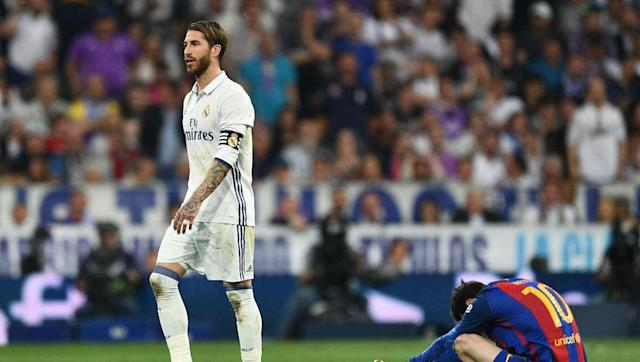 <p>Los Blancos captain Sergio Ramos may not always convince, but there's no doubting that in this competition, he comes into his own. </p> <br><p>With Pepe out for the season, and Raphael Varane a constant fitness concern, Ramos will most likely partner Nacho at centre back for Real, and his leadership and experience will be essential to nullify the threat carried by the likes of Antoine Griezmann, Fernando Torres, and Yannick Carrasco. </p>