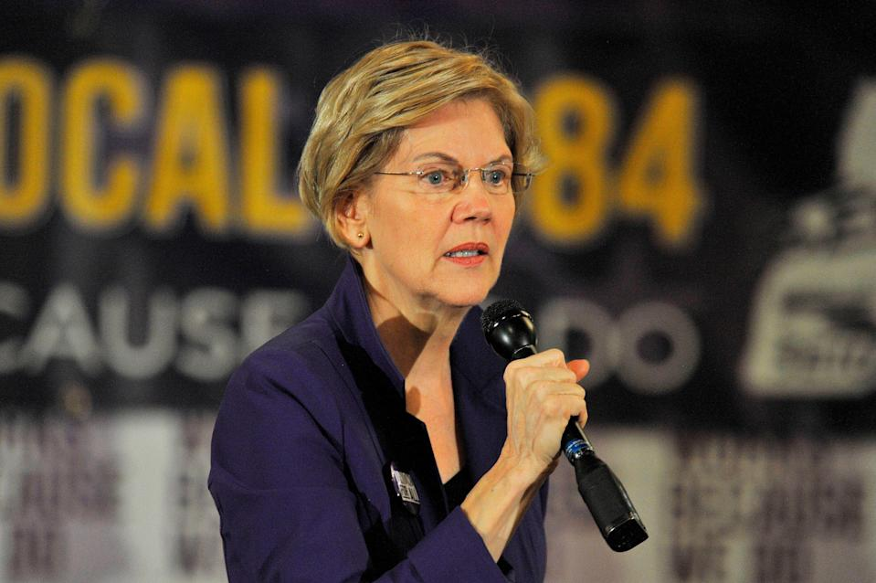 Elizabeth Warren Pledges To Pass 'Medicare For All' Within Three Years Of Taking Office