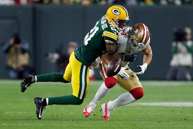 Former Green Bay Packers free safety Ha Ha Clinton-Dix has agreed to a deal with the Chicago Bears. (AP Photo/Matt Ludtke)