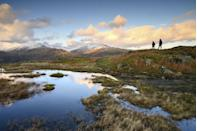 """<p>The Lake District National Park is one of the UK's most popular destinations for hiking - and, with its intoxicating scenery, it's not hard to see why. When it's safe for us to travel again, the best Lake District <a href=""""https://www.goodhousekeeping.com/uk/lifestyle/travel/a34009550/autumn-walks/"""" rel=""""nofollow noopener"""" target=""""_blank"""" data-ylk=""""slk:walks"""" class=""""link rapid-noclick-resp"""">walks</a> are here to deliver views over glacial ribbon lakes (tarns), undulating hills, and rugged fell mountains.</p><p><strong>Covid-19: Check the <a href=""""https://www.gov.uk/guidance/national-lockdown-stay-at-home#visiting-public-places-and-taking-part-in-activities"""" rel=""""nofollow noopener"""" target=""""_blank"""" data-ylk=""""slk:latest guidance from the government"""" class=""""link rapid-noclick-resp"""">latest guidance from the government</a> before travelling.</strong></p><p>Its evocative landscape has even been an inspiration for some of our most famous literary geniuses, influencing the romance of poets like William Wordsworth, Samuel Coleridge, Thomas de Quincey and John Ruskin, as well as the beloved children's author Beatrix Potter. You can even visit her former home, Hill Top, on a <a href=""""https://www.goodhousekeeping.com/uk/lifestyle/travel/a28261938/lake-district-holidays-hidden-gems/"""" rel=""""nofollow noopener"""" target=""""_blank"""" data-ylk=""""slk:Lake District"""" class=""""link rapid-noclick-resp"""">Lake District</a> walk from Bowness.</p><p>Whether you're looking for challenging mountain hikes or pretty low-level lakeside strolls, there's a <a href=""""https://www.goodhousekeeping.com/uk/lifestyle/a561896/10-views-of-the-lake-district-that-will-make-you-want-to-move-there-immedia/"""" rel=""""nofollow noopener"""" target=""""_blank"""" data-ylk=""""slk:Lake District"""" class=""""link rapid-noclick-resp"""">Lake District</a> walk to suit all tastes and skills, which will take you past lush green fields, verdant valleys and wonderful wildlife, like osprey and otters.</p><p>The charming towns of Ambleside and Keswick on sce"""