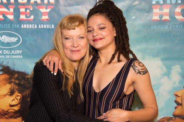 Figures... Andrea Arnold among falling number of female directors - Credit: Getty