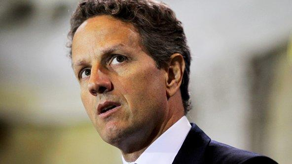 Geithner: Saving Big Banks Was the 'Moral Thing to Do'