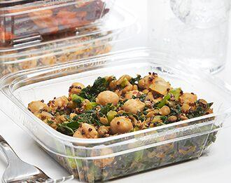 FreshDirect Curried Lentil, Quinoa, Chickpea and Kale Super Salad (Made with Organic Kale) ('Multiple' Murder Victims Found in Calif. Home / 'Multiple' Murder Victims Found in Calif. Home)