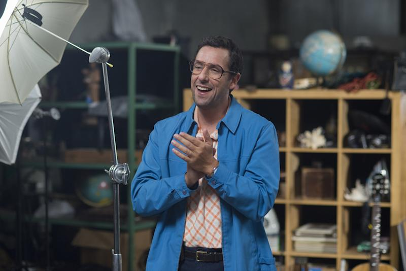 Dear Lord, Netflix Users Have Watched Half a Billion Hours of Adam Sandler Movies