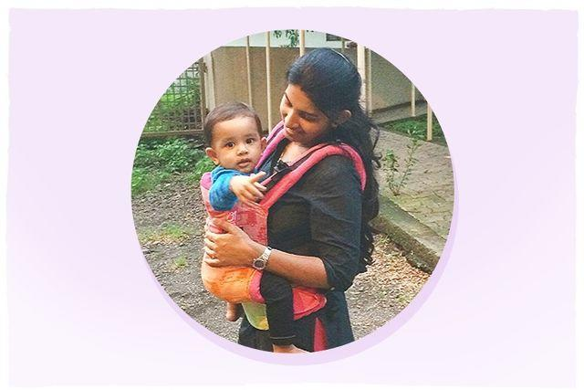 """""""When I Saw Him For The First Time, I Knew There's Something Not Right With His Legs"""". Read how Shruti's instinct saved her son!"""