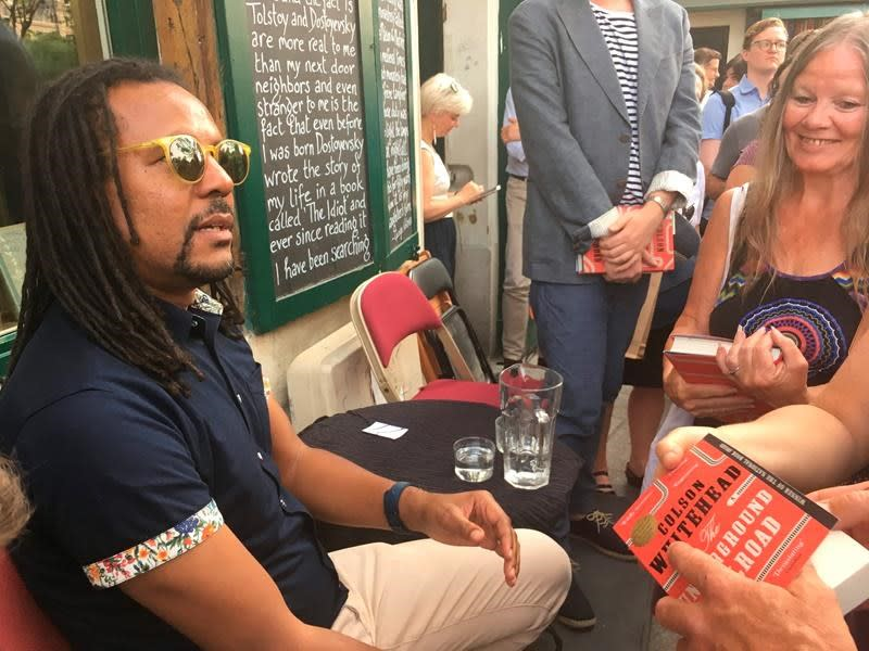 Library of Congress to honour author Colson Whitehead