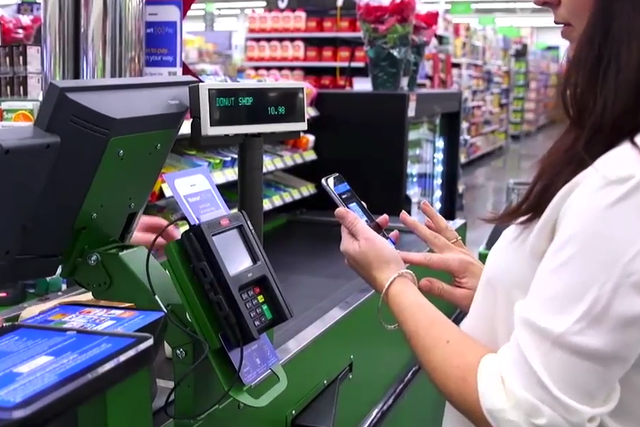 The biggest competition to Samsung and Apple Pay? Walmart