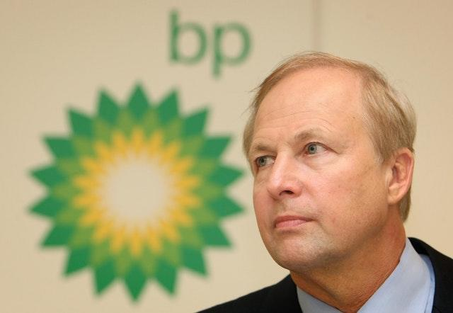 BP 3Q profit more than doubled