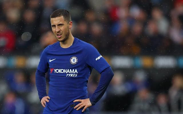 Eden Hazard: 'I want to know Chelsea's plans before I decide my future'