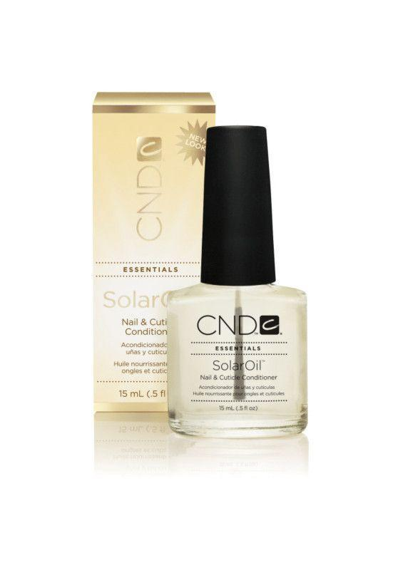"""<p><strong>CND</strong></p><p>ulta.com</p><p><strong>$8.50</strong></p><p><a href=""""https://go.redirectingat.com?id=74968X1596630&url=https%3A%2F%2Fwww.ulta.com%2Fsolar-oil-nail-cuticle-conditioner%3FproductId%3D8131&sref=https%3A%2F%2Fwww.oprahmag.com%2Fbeauty%2Fskin-makeup%2Fg33013870%2Fbest-cuticle-oils%2F"""" rel=""""nofollow noopener"""" target=""""_blank"""" data-ylk=""""slk:SHOP NOW"""" class=""""link rapid-noclick-resp"""">SHOP NOW</a></p><p>For nearly 30 years, CND Solar Oil has been a nail salon staple—and for good reason, says Bachik. The conditioning treatment is packed with a powerhouse blend of jojoba oil, sweet almond oil, rice bran oil, and vitamin E to take your cuticles from dry and flaky to soft and smooth. Plus, it has a delightful almond scent.</p>"""