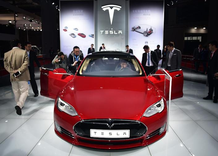 The Tesla Model S P85D won the highest rating Consumer Reports has ever awarded.