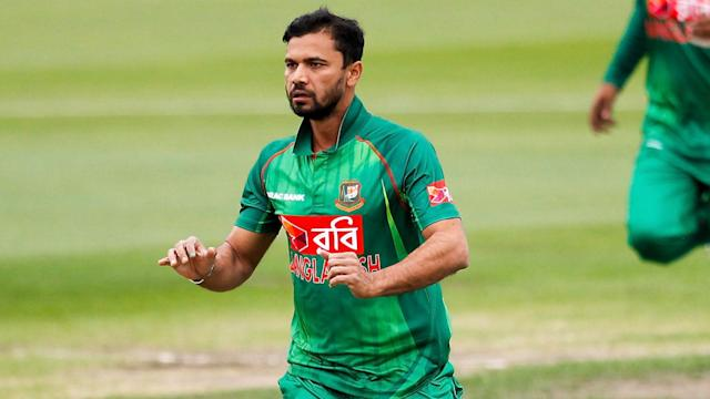 Bangladesh produced another superb display to salvage a 1-1 series draw in Mashrafe Mortaza's Twenty20 international swansong.