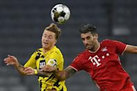 Wins have been rare for Borussia Dortmund against Bayern Munich in recent years