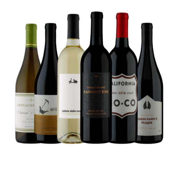 """<h2>Firstleaf Award-Winning Bundle</h2> <br>What says """"Happy Mother's Day!"""" better than a six-bottle bundle of award-winning wines? Take her palate on a tour spanning California's Grüner Veltliners to Italy's Vermentino and beyond. <br><br><em>Shop <strong><a href=""""https://www.firstleaf.club/"""" rel=""""nofollow noopener"""" target=""""_blank"""" data-ylk=""""slk:FirstLeaf"""" class=""""link rapid-noclick-resp"""">FirstLeaf</a></strong></em><br><br><strong>Firstleaf</strong> Award-Winning Bundle (6-Pack), $, available at <a href=""""https://go.skimresources.com/?id=30283X879131&url=https%3A%2F%2Fwww.firstleaf.club%2Fbundle%2Faward-winning"""" rel=""""nofollow noopener"""" target=""""_blank"""" data-ylk=""""slk:Firstleaf"""" class=""""link rapid-noclick-resp"""">Firstleaf</a><br><br><br>"""