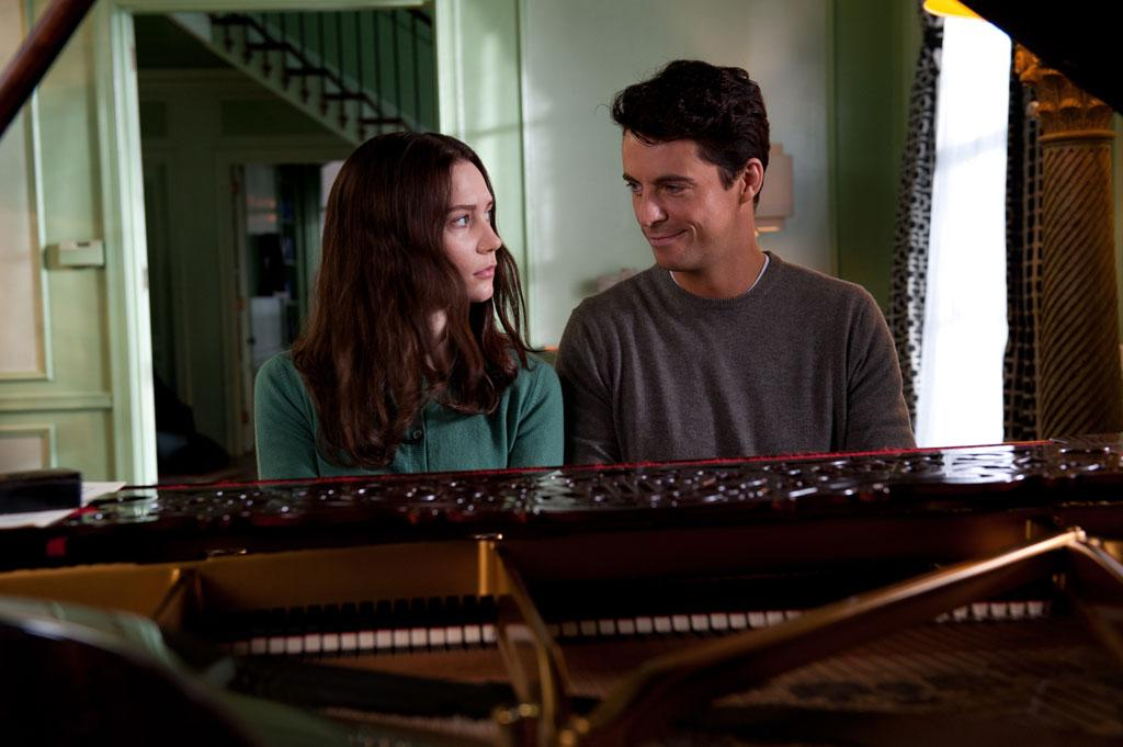 "Matthew Goode and Mia Wasikowska in Fox Searchlight Pictures' ""Stoker"" - 2013"