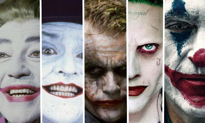 How movie stars prepared to play Joker (Credit: Warner Bros)
